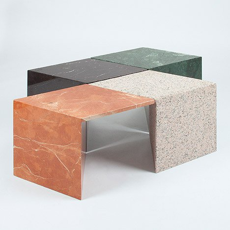 Juanola(s) side tables by AMOO