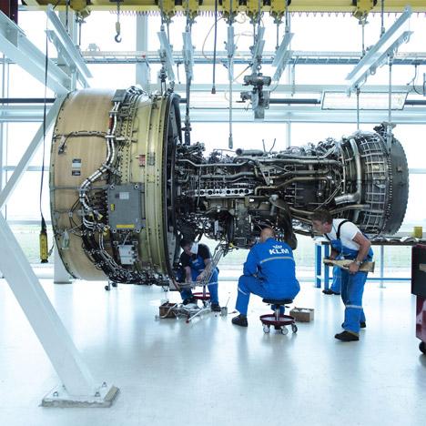 KLM AHEAD design aircraft