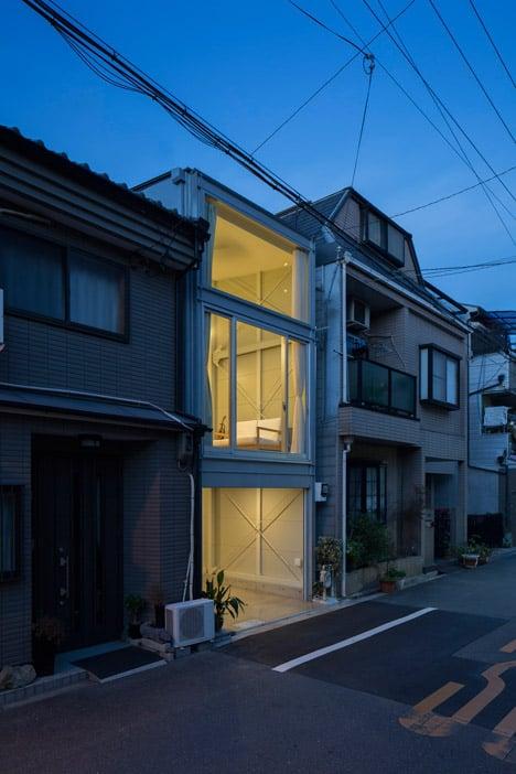 Kakko House by Yoshihiro Yamamoto