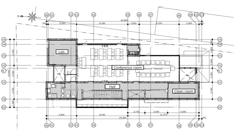 Yoshiyasu Mizuno Creates Raw Concrete Office Block For