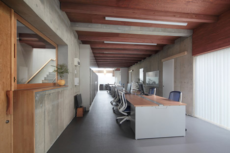Katsuobushi Kumiai Workplace by simply Mizuno Architecture Design