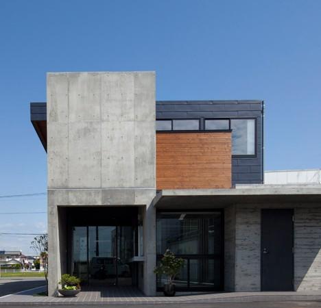 Katsuobushi Kumiai Office by Mizuno Architecture Design