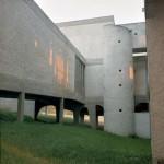 """Alicja Dobrucka photographs Le Corbusier's """"random and eccentric"""" La Tourette"""