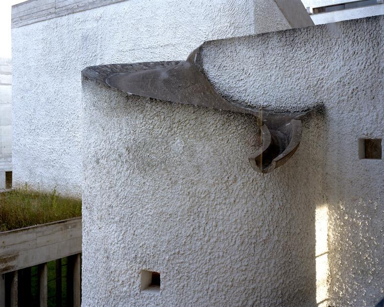 Le Corbusier's La Tourette photographed by Alicja Dobrucka