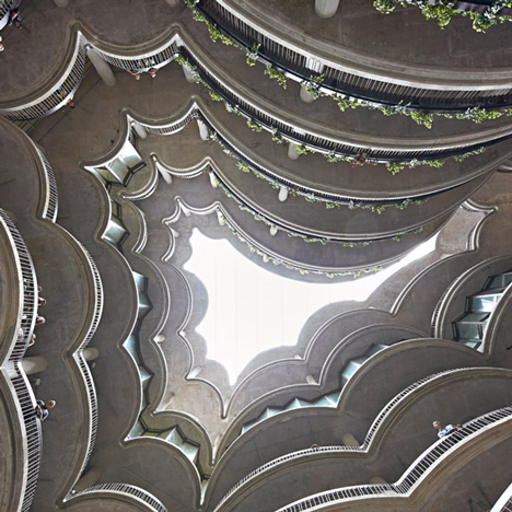 Learning Hub at Nanyang Technological University in Singapore by Thomas Heatherwick