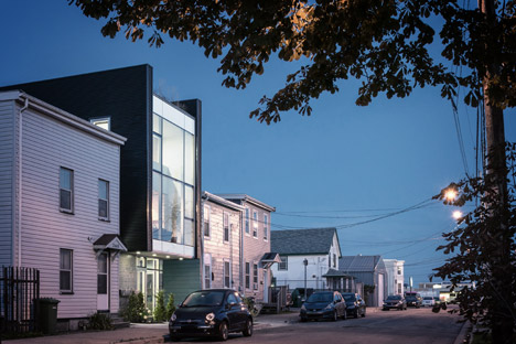 Live/Work/Grow House in Halifax