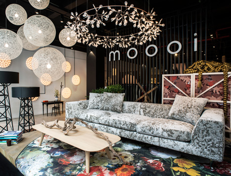 Moooi New York showroom