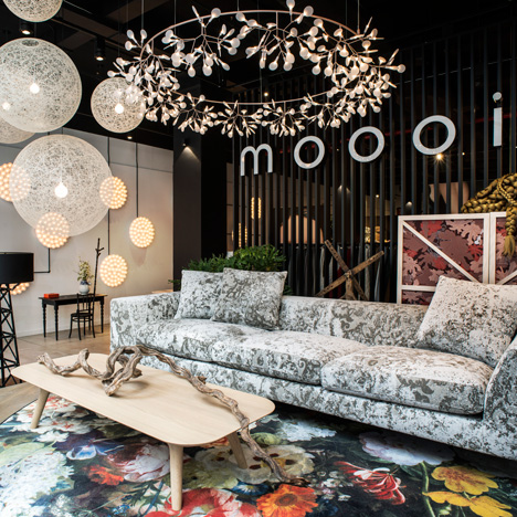 Moooi opens New York showroom to target booming US design market
