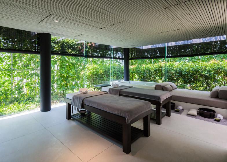 Naman Spa by MIA Design Studio