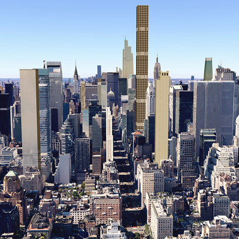 A boom in luxury condo towers is transforming New York's skyline into &quotDubai with snowstorms&quot
