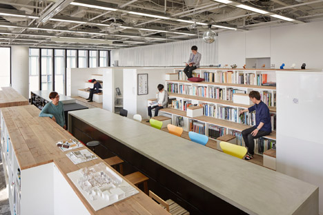 Beautiful Osaka Office By Nikken Space Design Pictures Gallery