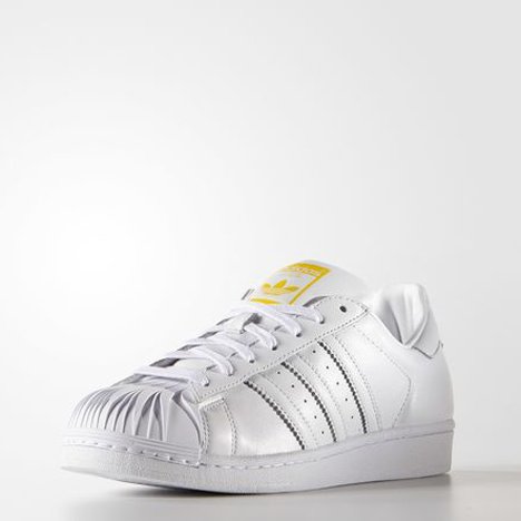 Superstar Pharrell Supershell Shoes by Pharrell Williams and Zaha Hadid