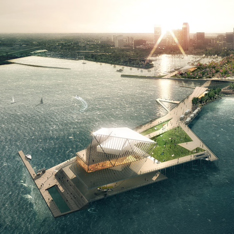 Rogers Partners team moves ahead with new Pier Park in Florida's St Petersburg
