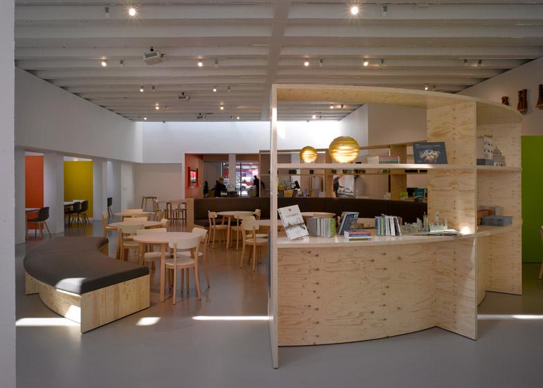 RIBA headquarters by Theis + Khan