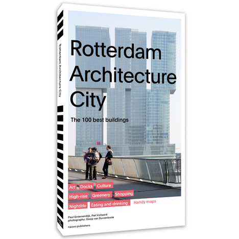 Rotterdam Architecture City book cover