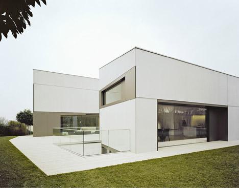 S3 House by Steimle Architekten