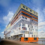 MVRDV's Silodam block contains a cross-section of Amsterdam society says Nathalie de Vries