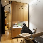 Montalba Architects converts trailer into a mobile dentist's surgery
