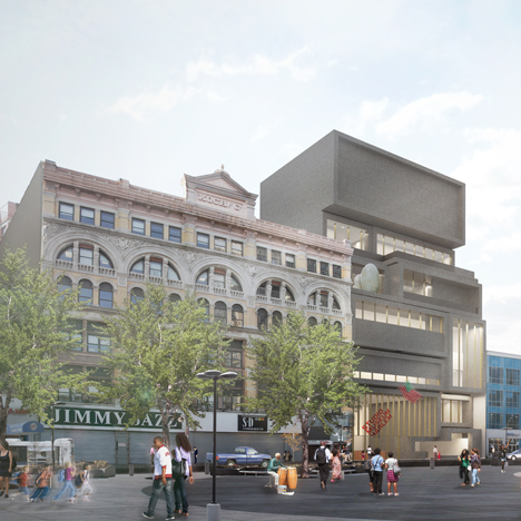 David Adjaye designs new home for Harlem's Studio Museum