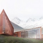 Ennead Architects chosen for Chile's subantarctic research centre