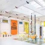 Triptyque and Philippe Starck design TOG's first showroom to be as customisable as its furniture