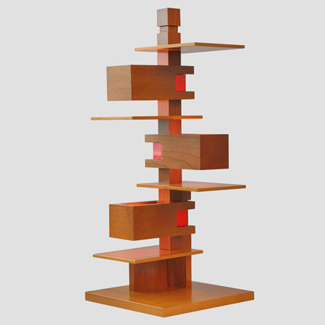 Frank Lloyd Wright's Taliesin 4 lamp released by Yamagiwa