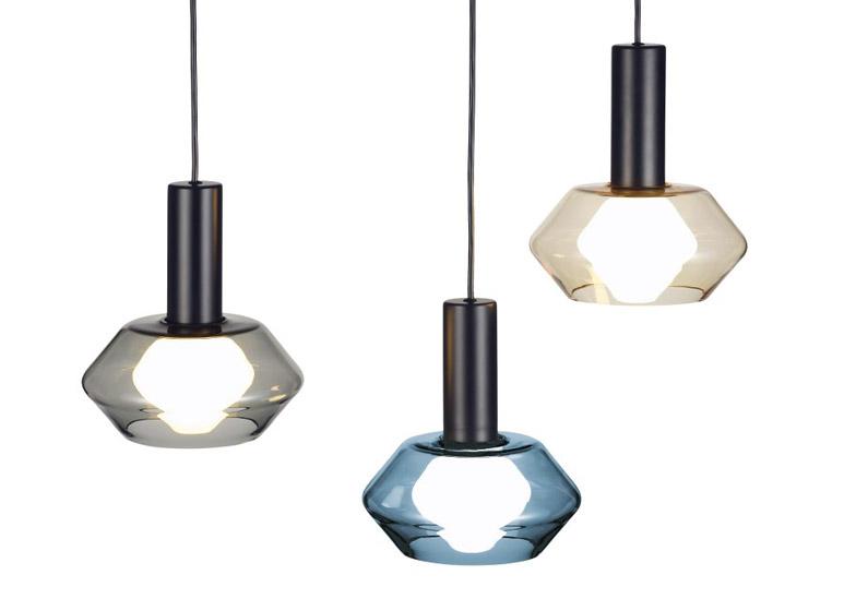 Artek reintroduces Tapio Wirkkala's glass lampshades