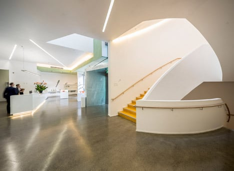 Te uru Waitakere Contemporary Gallery by Mitchell and Stout