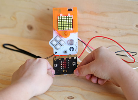 BBC Micro Bit by Technology Will Save Us