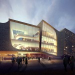 UNStudio selected by residents of Den Bosch to design new city theatre