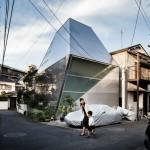 Tokyo No Ie: Jérémie Souteyrat documents Tokyo's contemporary houses