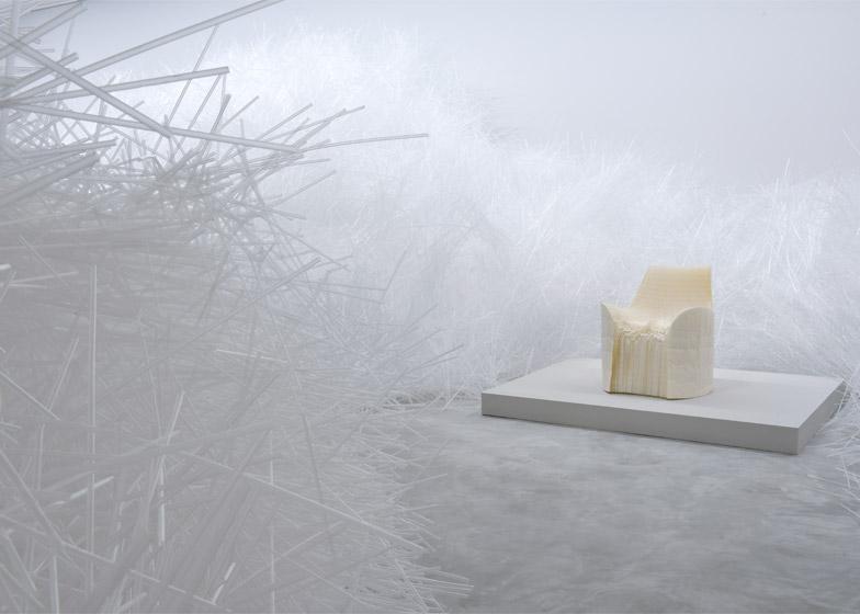 Tornado by Tokujin Yoshioka