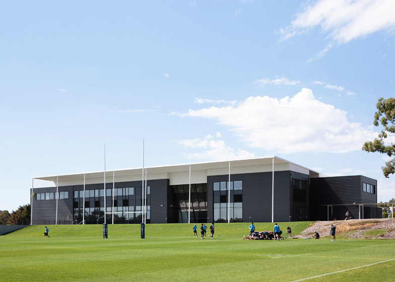 University of Canberra Sporting Grounds by COX