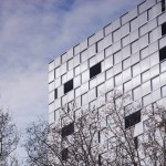 LAN Architecture reclads Bordeaux tower blocks with translucent windows that slide back and forth