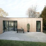 EFFEKT's Villa One is a low-cost home designed to suit a growing family