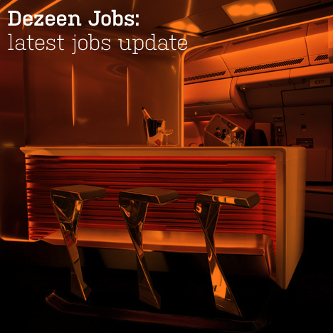 Dezeen Jobs architecture a</p> </div>