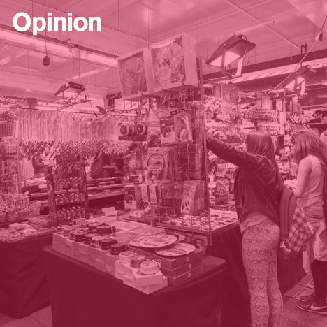 Will Wiles opinion column on design and souvenirs