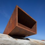 Today we like: weathering steel