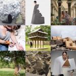 New Pinterest board: graduate shows