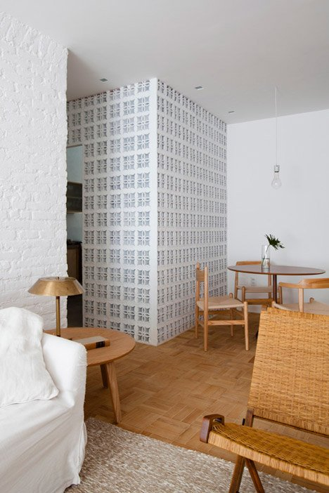Ap Cobogó apartment renovation by Alan Chu