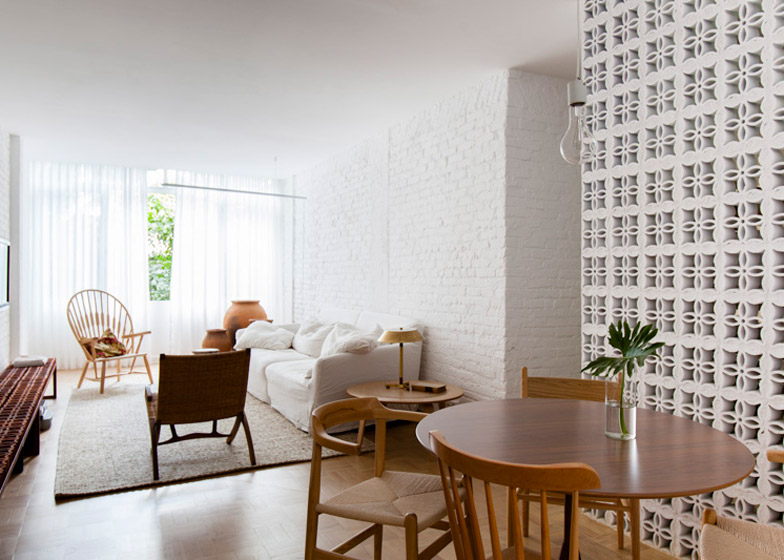 Ap Cobogó apartment renovation by Alan Chu