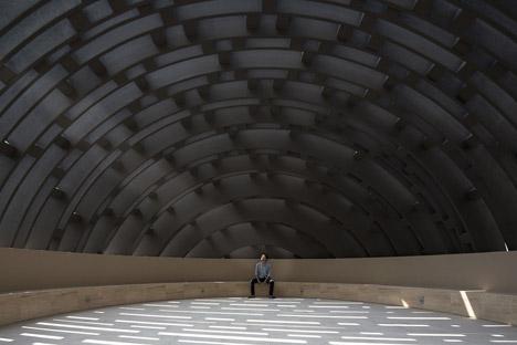 Al Islah Mosque by Formwerkz Architects