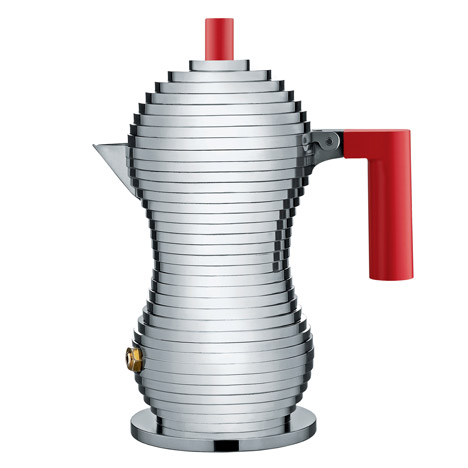 Michele de Lucchi coffee maker for Alessi