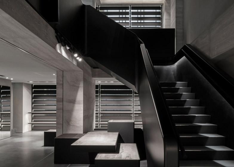 Alexander Wang store by Vincent van Duysen