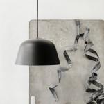 TAF Architects' lightweight aluminium Ambit pendant joins Muuto collection