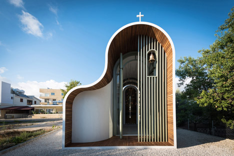 Apostle Peter and St. Helen the Martyr Chapel by Michail Georgiou