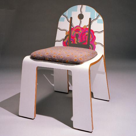Art Deco Chair by Robert Venturi and Denise Scott Brown
