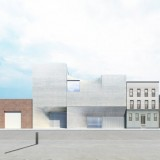 SO-IL unveils design for Brooklyn's Artes Amant art gallery