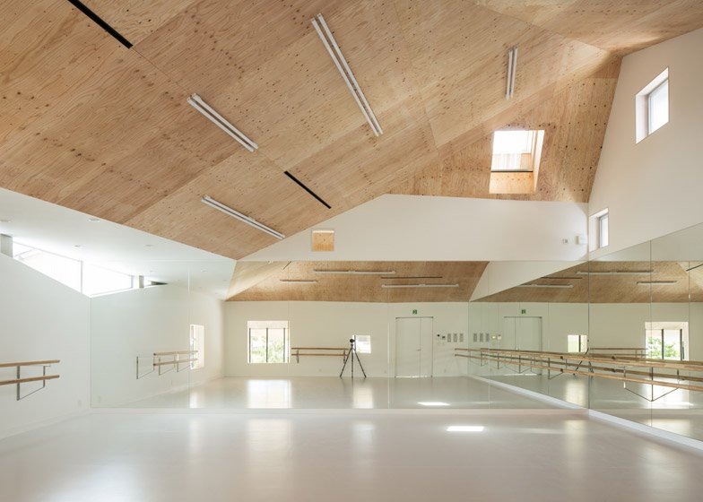 Ballet School by Y+M Design Office