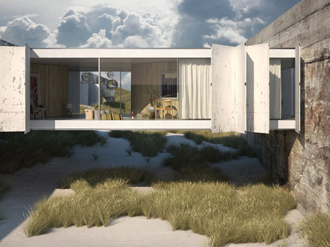 Beachhouse by Bloom Images
